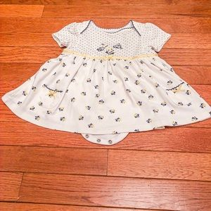 Baby Dress with Onesie